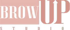 Brow up Studio Logo